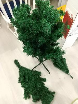 クリスマスツリー片づけ